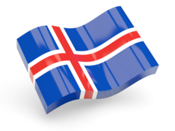 iceland_glossy_wave_icon_256
